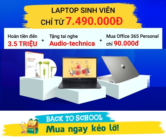 Laptop back to school 2019