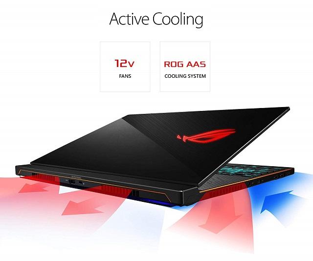 Laptop Asus Gaming ROG GX531GS-AH76