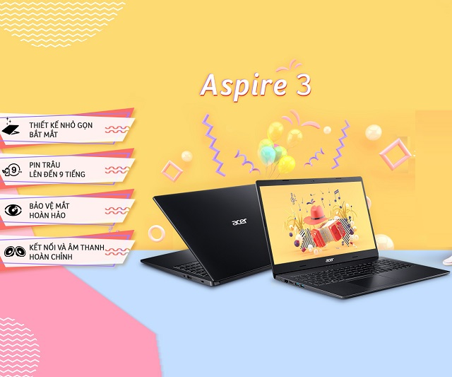 Acer Aspire 3 A315-54-52HT core i5