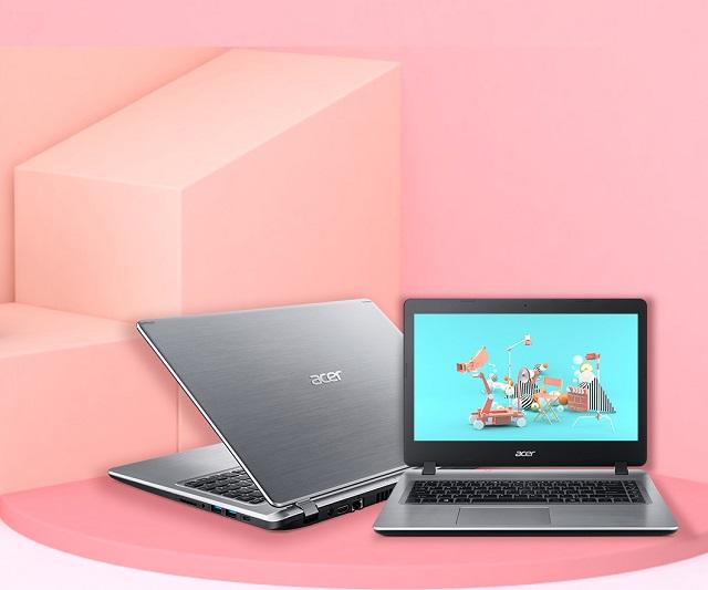 Acer Aspire 5 A515-53-330E (Bạc)