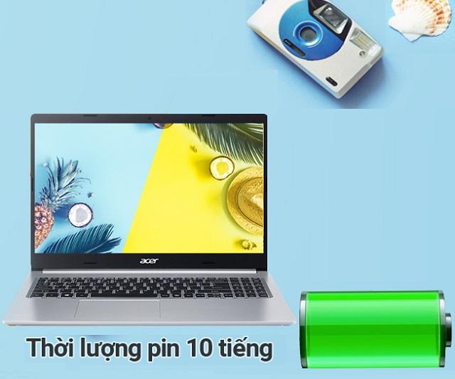Acer Aspire 5 A515-54-54EU (Bạc)