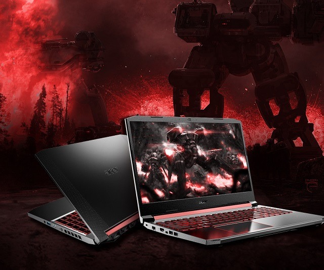 Acer Nitro 5 AN515-54-51X1 (Đen)