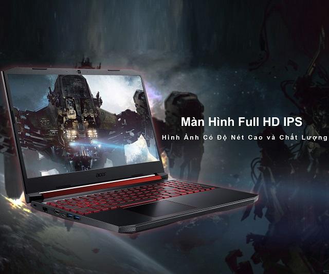 Acer Nitro 5 AN515-54-59SF (Đen)