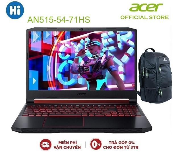 Acer Nitro 5 AN515-54-71HS i7-9750H