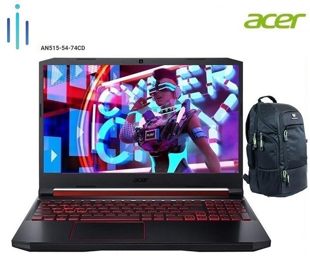 Acer Nitro 5 AN515-54-74CD i7-9750H