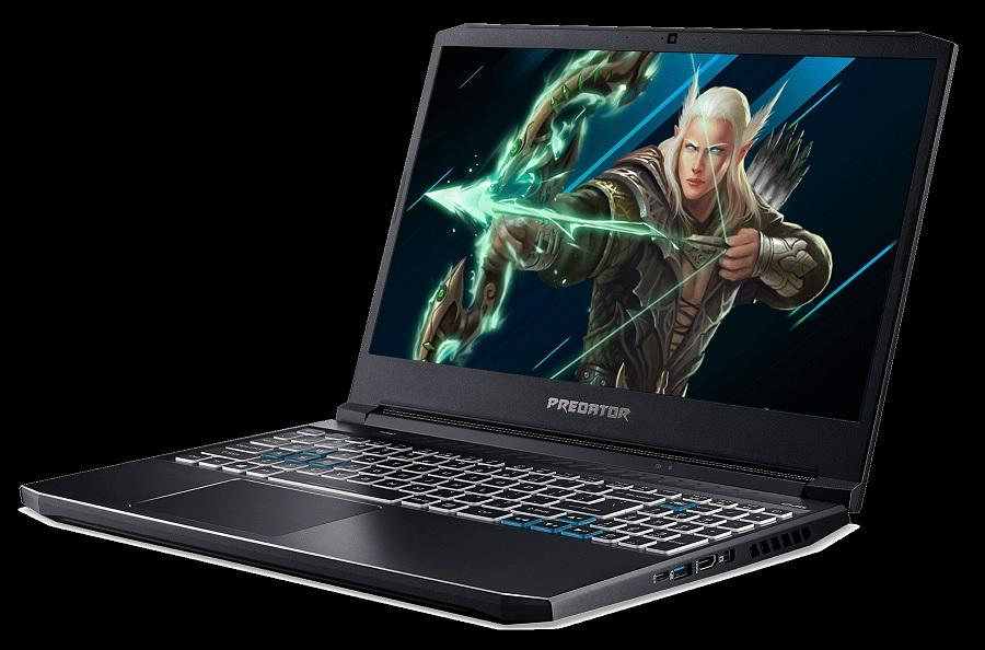 Acer ra mắt laptop gaming Predator Helios 300 phiên bản 2020