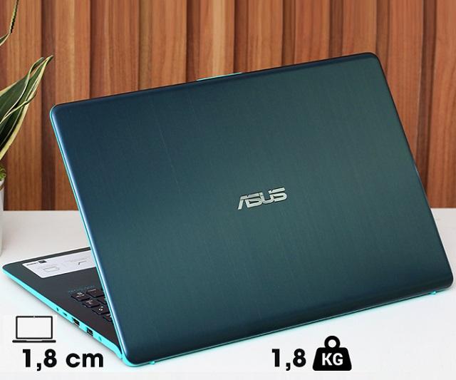 Asus VivoBook S15 S530UA-BQ135T i3