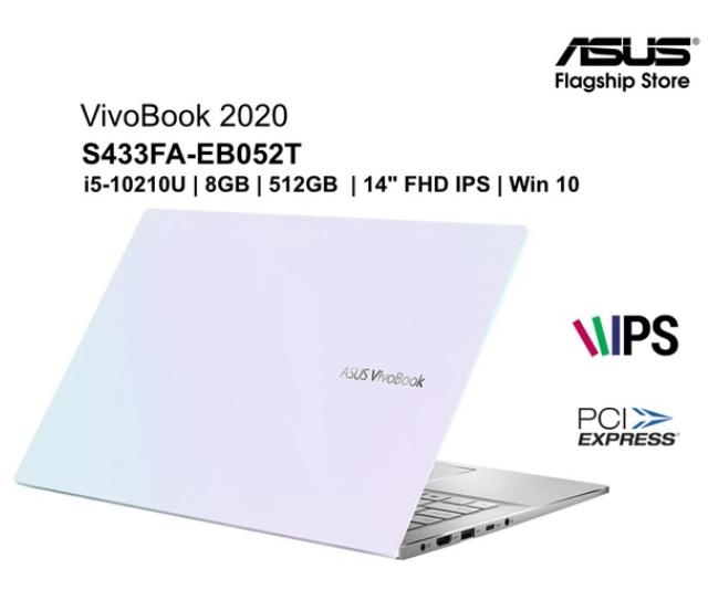 ASUS VivoBook S433FA-EB052T i5-10210U