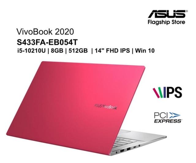 ASUS VivoBook S433FA-EB054T i5-10210U