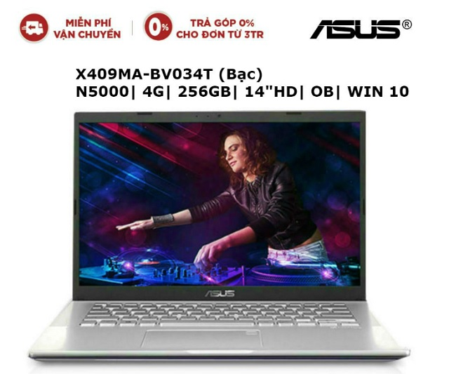 ASUS X409MA-BV034T N5000