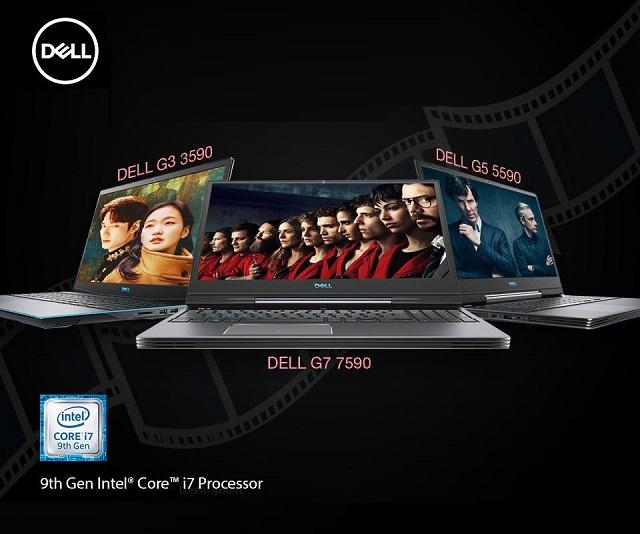 Dell G7 Inspiron 7590-N7590Z i7-9750H
