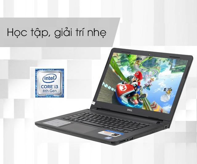 Dell Inspiron 14 3476-8J61P11 (Đen)