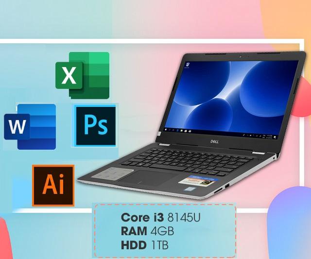 Dell Inspiron 14 3480-NT4X01 (Bạc)