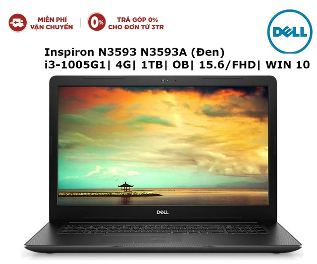 Dell Inspiron N3593A i3-1005G1