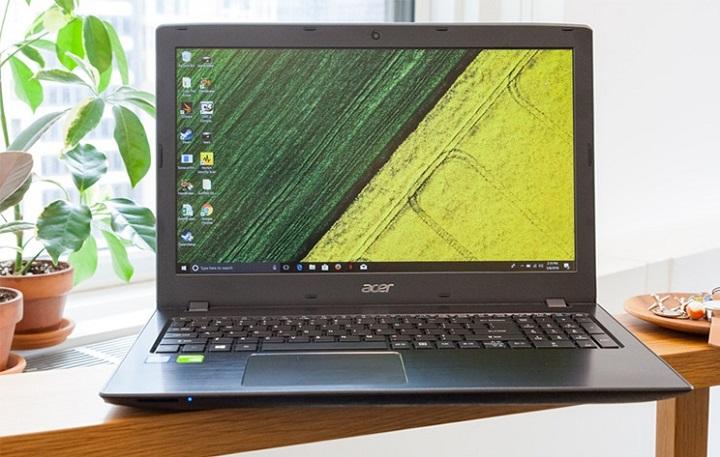 Giới thiệu Laptop Acer giá rẻ nhất tính đến tháng 02/2019