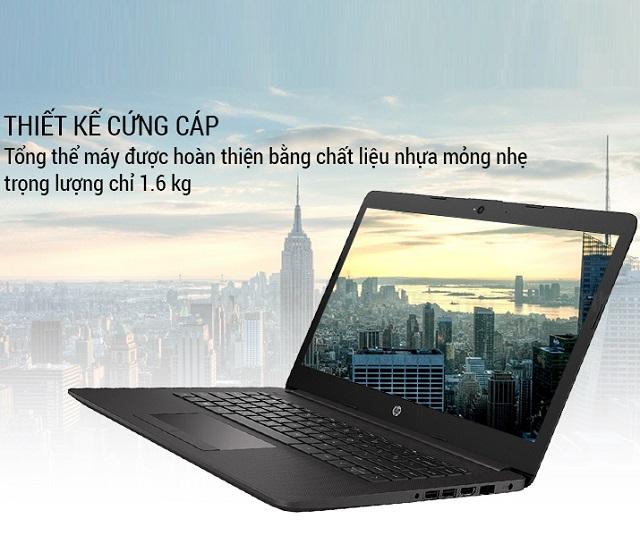 HP 240 G7 (6MM00PA) (i5-8265U) (Xám)