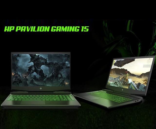 HP Pavilion Gaming 15-dk0231TX i5