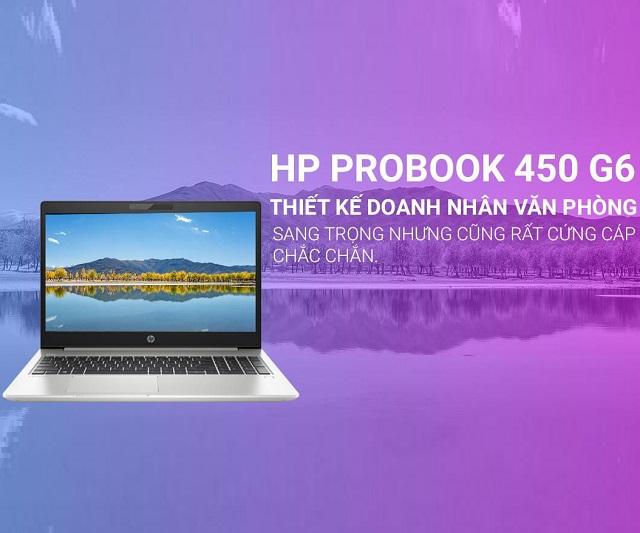 HP ProBook 450 G6 (5YM71PA) (Bạc)