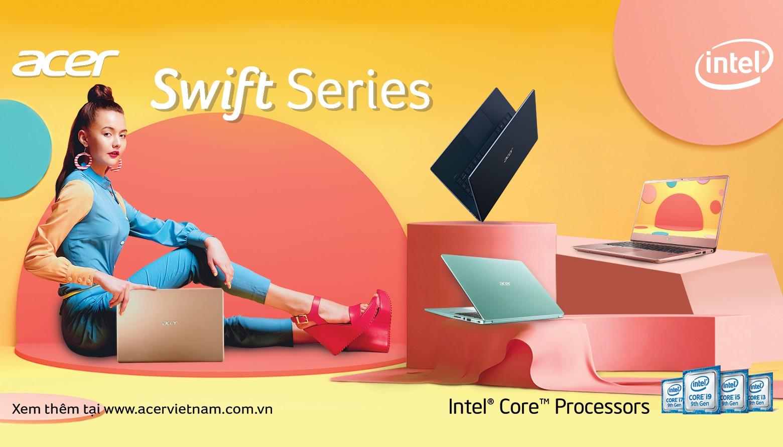 Laptop Acer: Cập nhật giá và khuyến mãi mới nhất 02/2020