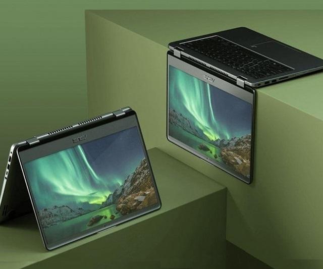 Laptop ASUS Flip TP410UA-EC227T