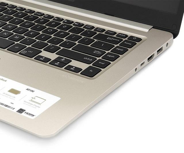 Laptop ASUS Vivo A510UA-EJ1215T