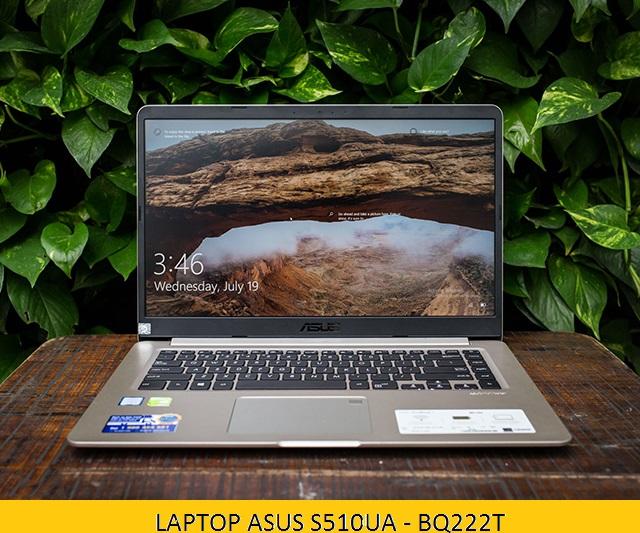 Laptop ASUS Vivo S S510UA-BQ222T