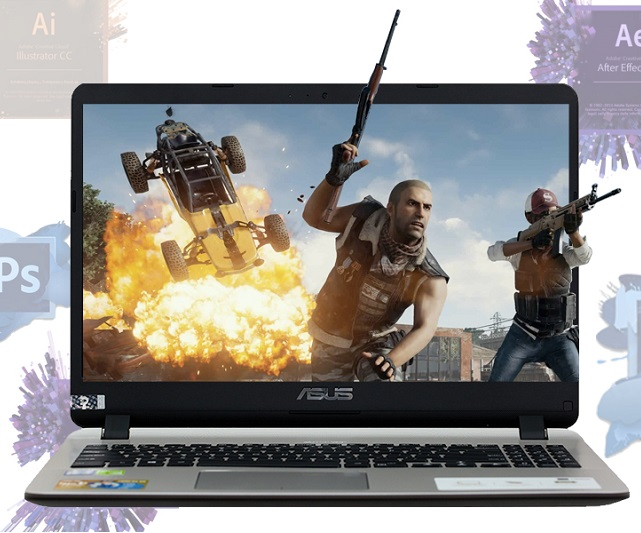 Laptop ASUS Vivo X507UF-EJ121T