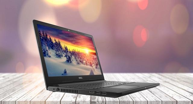 Laptop Dell Core i3 giá rẻ nhất tháng 05-2019
