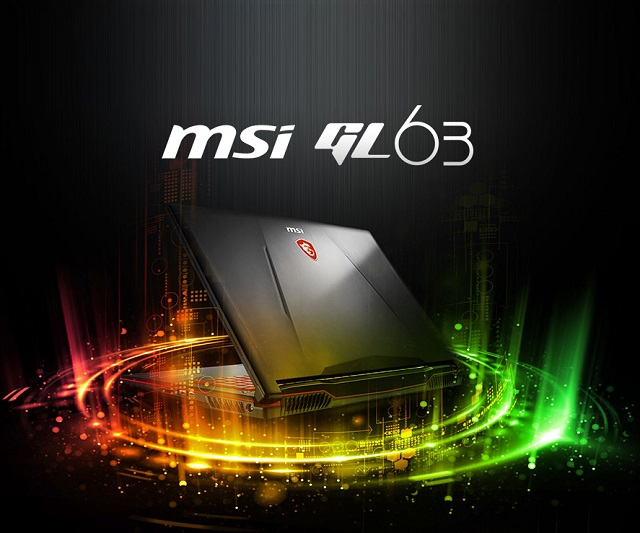 Laptop MSI GL63 8RC-436VN Core i7