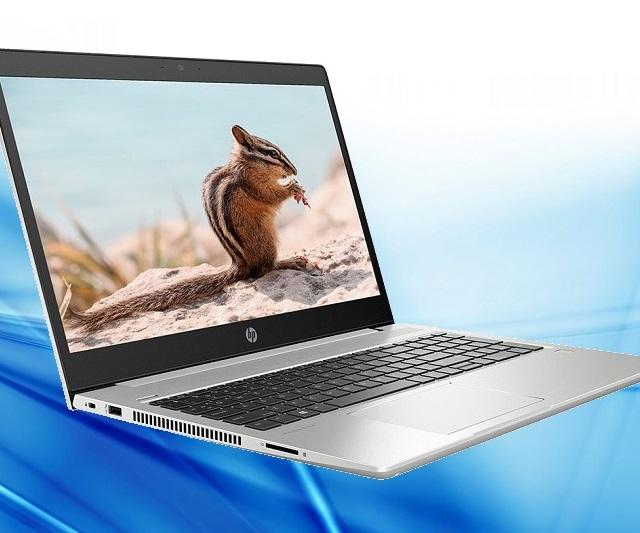 HP ProBook 450 G6 (5YM81PA) (Bạc) i5