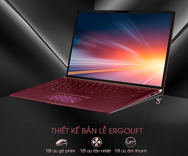 """Laptop màu đỏ Core i5 13.3"""" ASUS ZenBook 13 UX333FA-A4184T"""