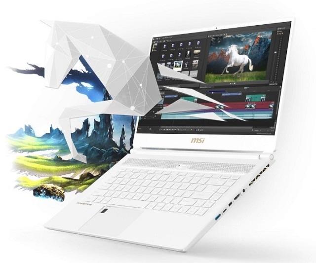 Laptop MSI Prestige P65 8RF-488VN