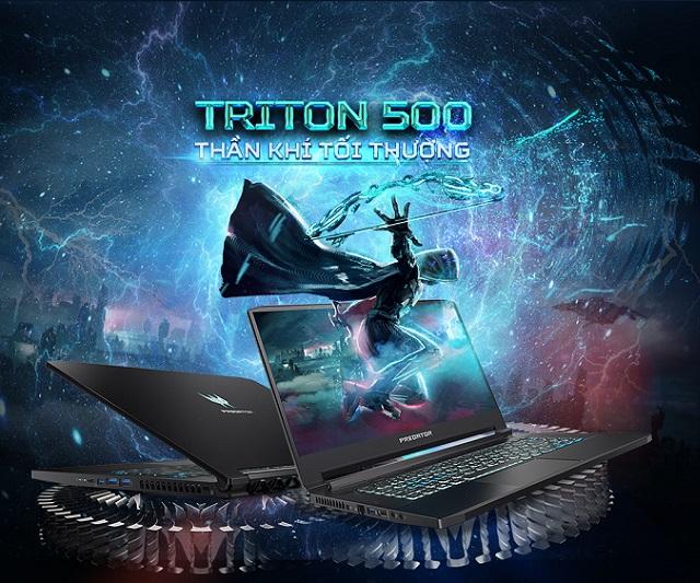 Predator Triton 500 PT515-51-7391