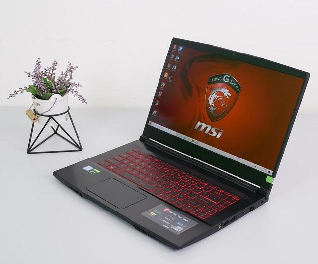 MSI GF65 Thin 9SD-070VN (Đen) i5