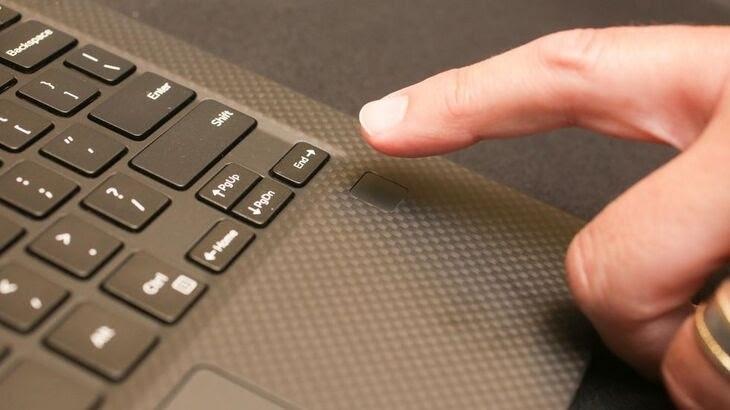 Tìm hiểu công nghệ về laptop bảo mật vân tay là gì?