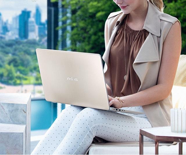 Top 10 Laptop Asus Core i5 thời trang mỏng nhẹ từ 1.4kg đến 1.7kg